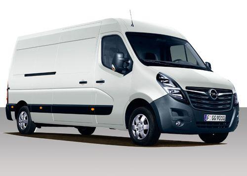 Movano Cargo